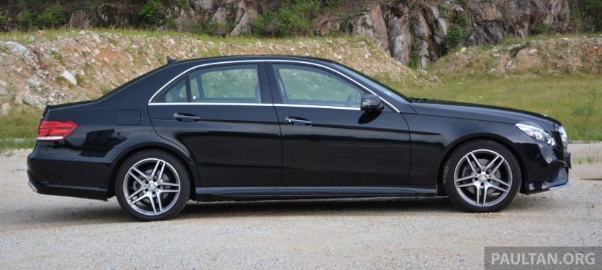 DRIVEN: W212 Mercedes-Benz E 300 BlueTEC Hybrid – 1,500 km from KL to Bangkok on a single tank of diesel Image #334784
