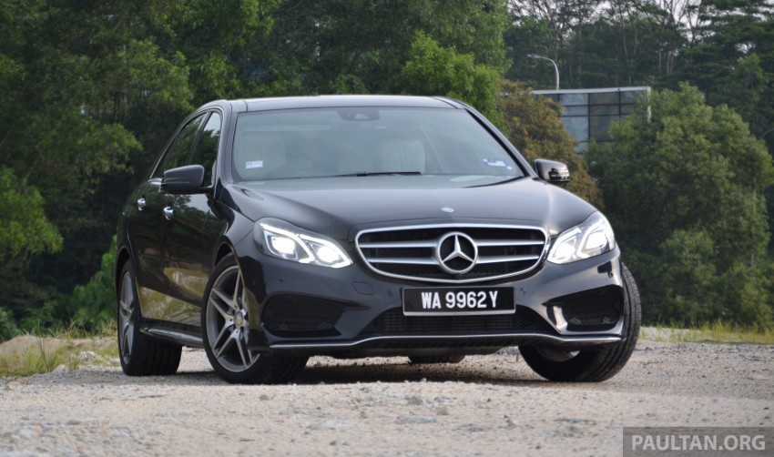 DRIVEN: W212 Mercedes-Benz E 300 BlueTEC Hybrid – 1,500 km from KL to Bangkok on a single tank of diesel Image #334785