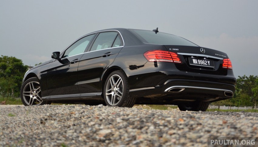 DRIVEN: W212 Mercedes-Benz E 300 BlueTEC Hybrid – 1,500 km from KL to Bangkok on a single tank of diesel Image #334788