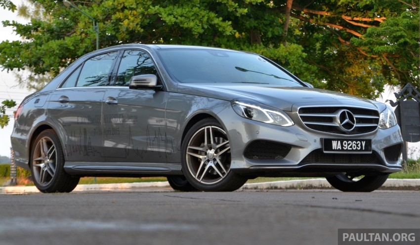 DRIVEN: W212 Mercedes-Benz E 300 BlueTEC Hybrid – 1,500 km from KL to Bangkok on a single tank of diesel Image #334820