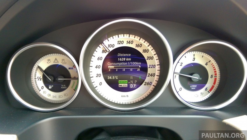 DRIVEN: W212 Mercedes-Benz E 300 BlueTEC Hybrid – 1,500 km from KL to Bangkok on a single tank of diesel Image #334834