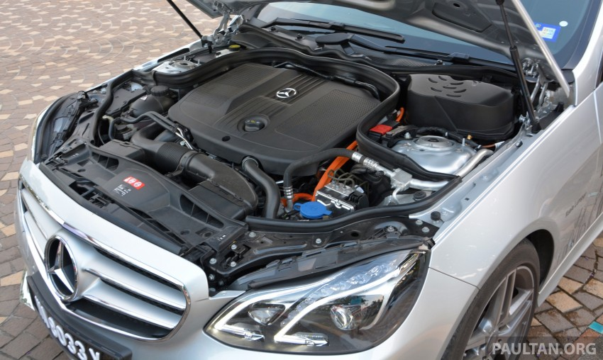 DRIVEN: W212 Mercedes-Benz E 300 BlueTEC Hybrid – 1,500 km from KL to Bangkok on a single tank of diesel Image #334835