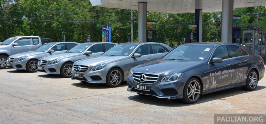 DRIVEN: W212 Mercedes-Benz E 300 BlueTEC Hybrid – 1,500 km from KL to Bangkok on a single tank of diesel Image #334838
