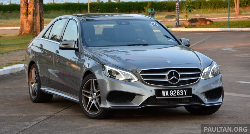 DRIVEN: W212 Mercedes-Benz E 300 BlueTEC Hybrid – 1,500 km from KL to Bangkok on a single tank of diesel Image #334821
