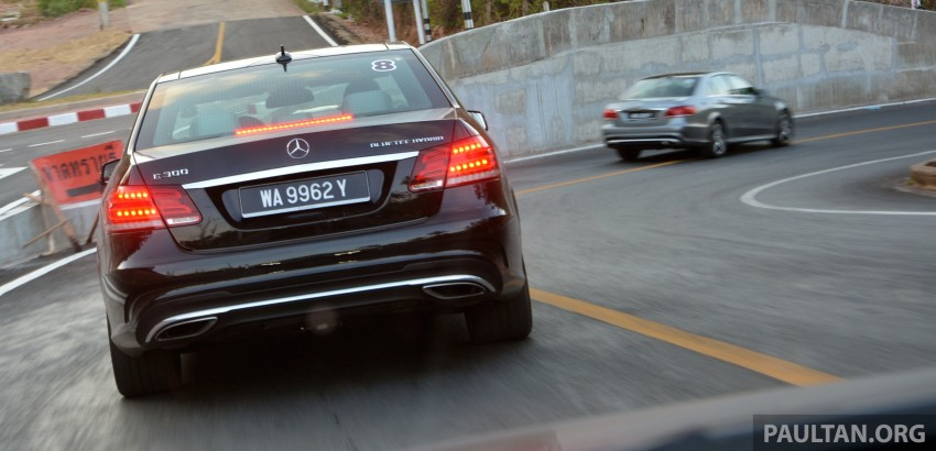 DRIVEN: W212 Mercedes-Benz E 300 BlueTEC Hybrid – 1,500 km from KL to Bangkok on a single tank of diesel Image #334839