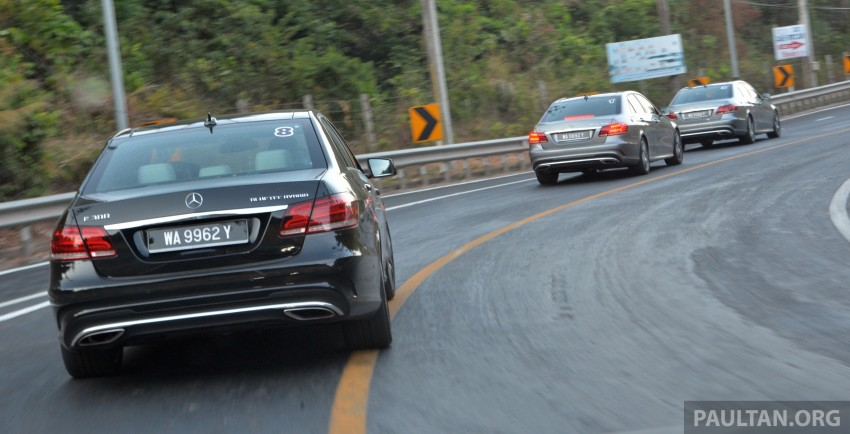 DRIVEN: W212 Mercedes-Benz E 300 BlueTEC Hybrid – 1,500 km from KL to Bangkok on a single tank of diesel Image #334842