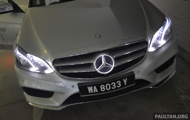 Mercedes Benz E200 E250 Edition E Launched In Malaysia