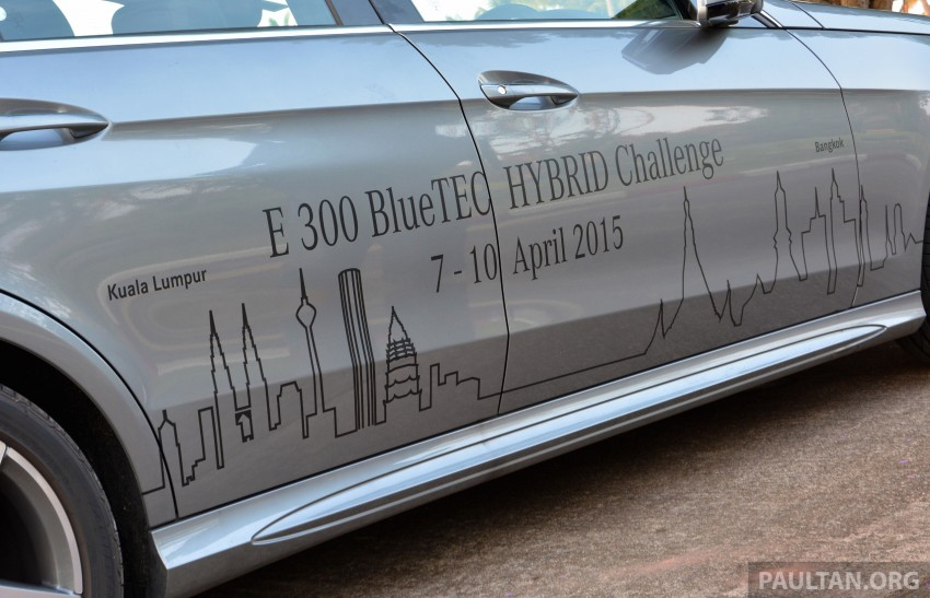 DRIVEN: W212 Mercedes-Benz E 300 BlueTEC Hybrid – 1,500 km from KL to Bangkok on a single tank of diesel Image #334844