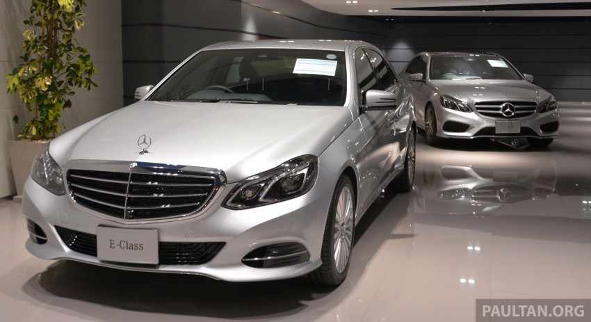 DRIVEN: W212 Mercedes-Benz E 300 BlueTEC Hybrid – 1,500 km from KL to Bangkok on a single tank of diesel Image #334845