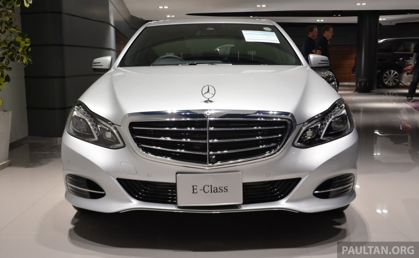 DRIVEN: W212 Mercedes-Benz E 300 BlueTEC Hybrid – 1,500 km from KL to Bangkok on a single tank of diesel Image #334846