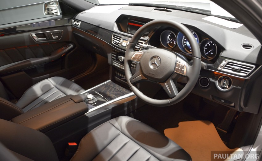DRIVEN: W212 Mercedes-Benz E 300 BlueTEC Hybrid – 1,500 km from KL to Bangkok on a single tank of diesel Image #334847