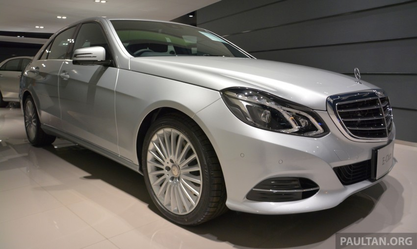 DRIVEN: W212 Mercedes-Benz E 300 BlueTEC Hybrid – 1,500 km from KL to Bangkok on a single tank of diesel Image #334848