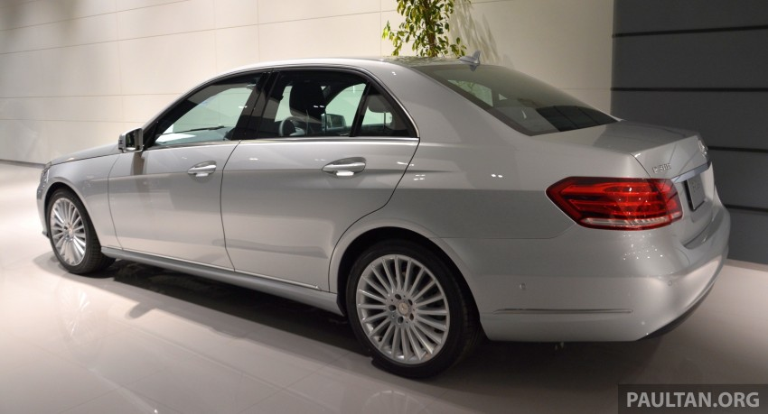 DRIVEN: W212 Mercedes-Benz E 300 BlueTEC Hybrid – 1,500 km from KL to Bangkok on a single tank of diesel Image #334849