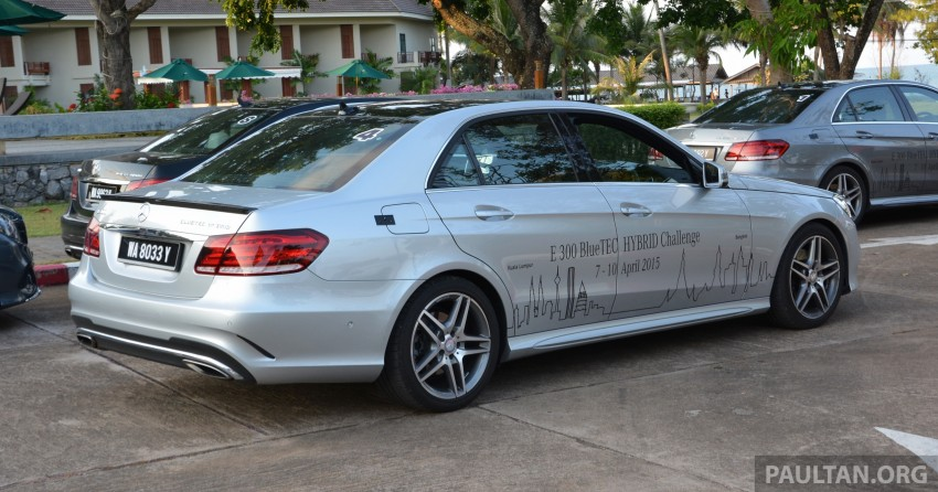 DRIVEN: W212 Mercedes-Benz E 300 BlueTEC Hybrid – 1,500 km from KL to Bangkok on a single tank of diesel Image #334825