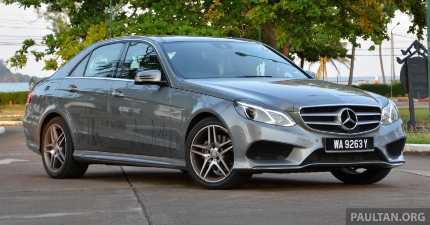 DRIVEN: W212 Mercedes-Benz E 300 BlueTEC Hybrid – 1,500 km from KL to Bangkok on a single tank of diesel Image #334826