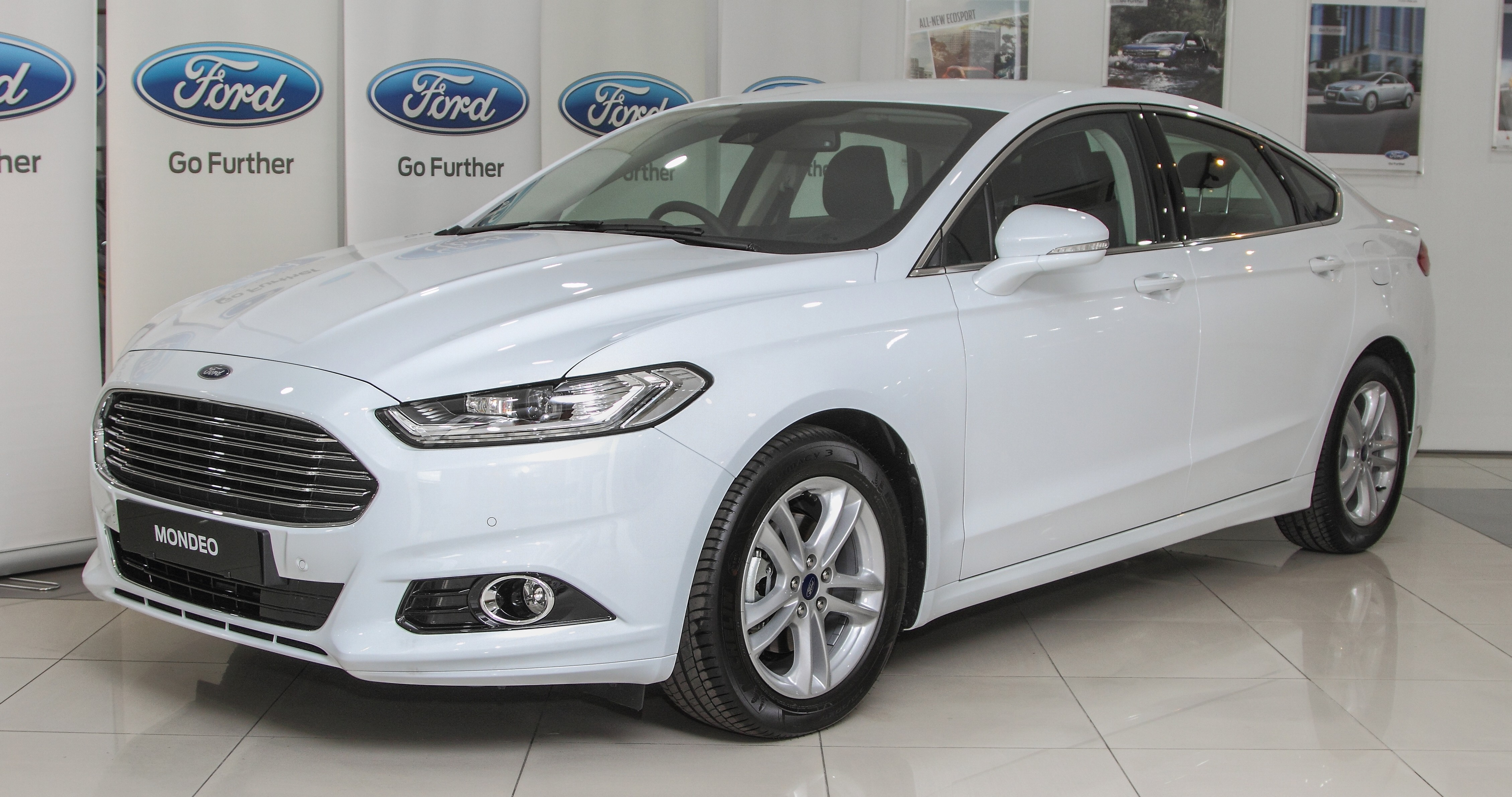 Ford Mondeo 2015 White >> 2015 Ford Mondeo Launched In Malaysia Rm198k Paul Tan Image 336957