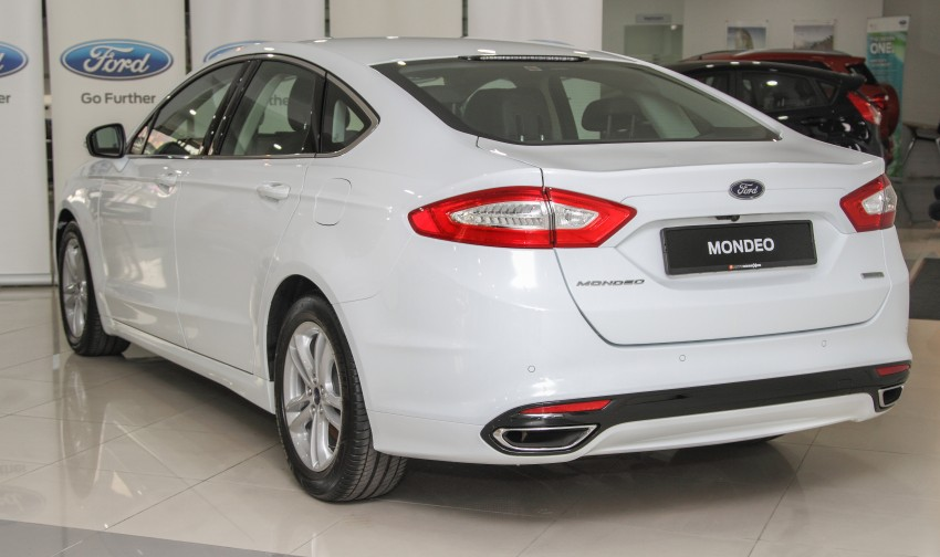 2015 Ford Mondeo launched in Malaysia – RM198k Image #336956