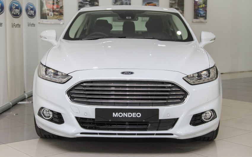 2015 Ford Mondeo launched in Malaysia – RM198k Image #336955