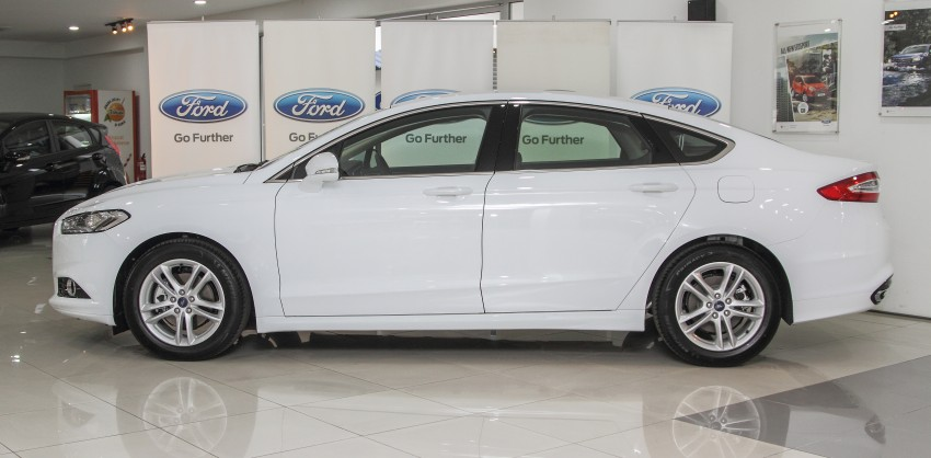 2015 Ford Mondeo launched in Malaysia – RM198k Image #336954