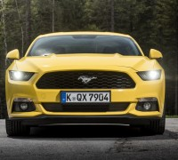 Ford Mustang Fastback Euro 05