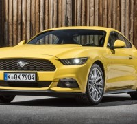 Ford Mustang Fastback Euro 16