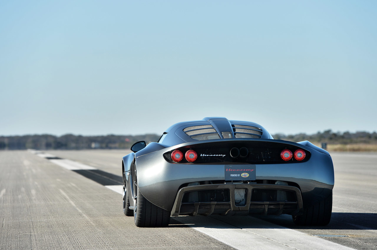 Back to Story: Hennessey Venom GT – US$1.4 million for 1,244 hp
