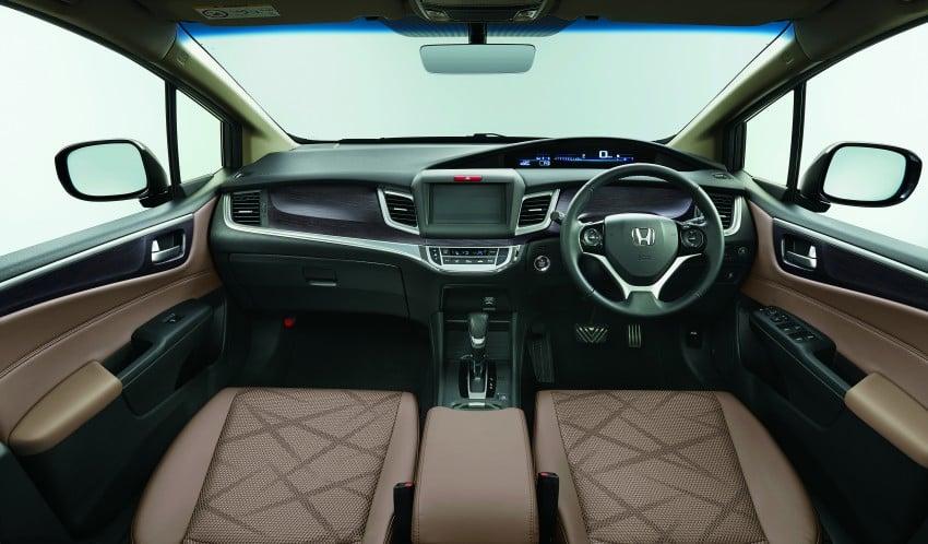 Honda Jade RS debuts with new VTEC Turbo engine Image #341554