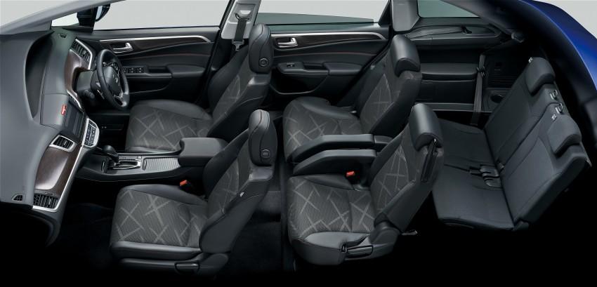 Honda Jade RS debuts with new VTEC Turbo engine Image #341559