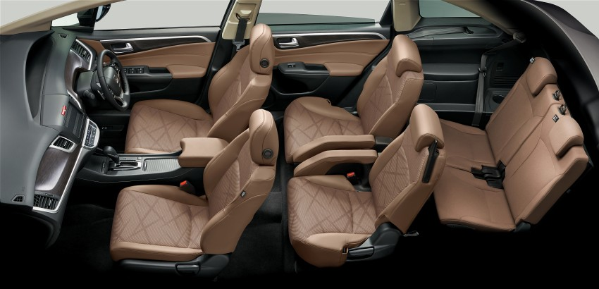 Honda Jade RS debuts with new VTEC Turbo engine Image #341560
