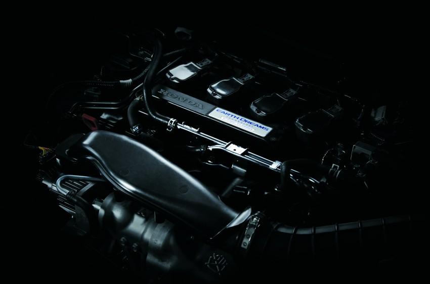 Honda Jade RS debuts with new VTEC Turbo engine Image #341563