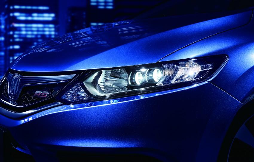 Honda Jade RS debuts with new VTEC Turbo engine Image #341579