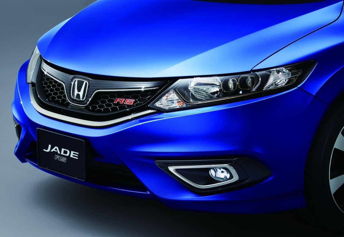 Honda Jade RS debuts with new VTEC Turbo engine