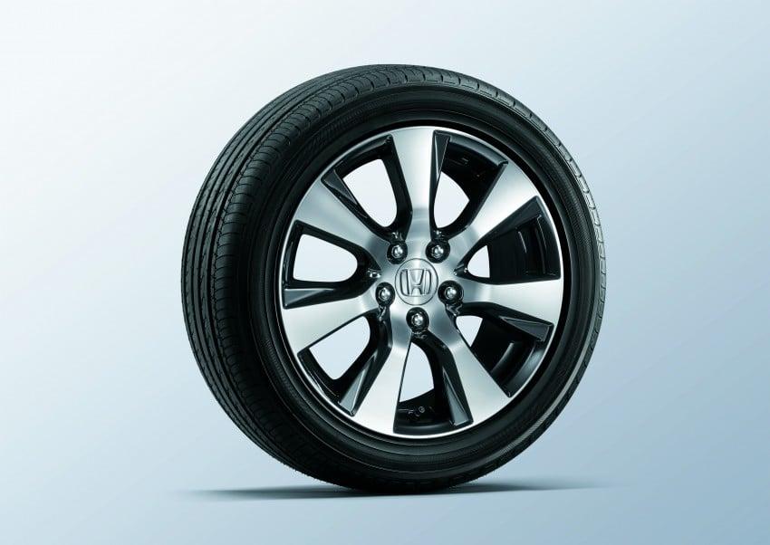 Honda Jade RS debuts with new VTEC Turbo engine Image #341590