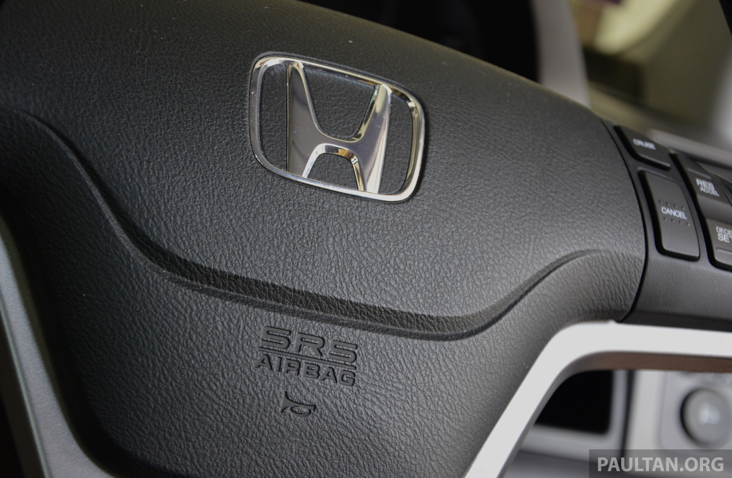 honda malaysia recalls 87 182 vehicles over takata airbag. Black Bedroom Furniture Sets. Home Design Ideas