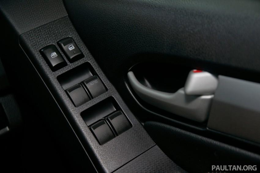 DRIVEN: Isuzu MU-X up Cameron Highlands and back Image #343959