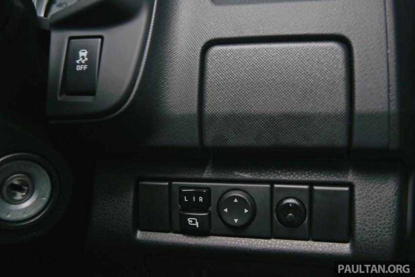 DRIVEN: Isuzu MU-X up Cameron Highlands and back Image #343961