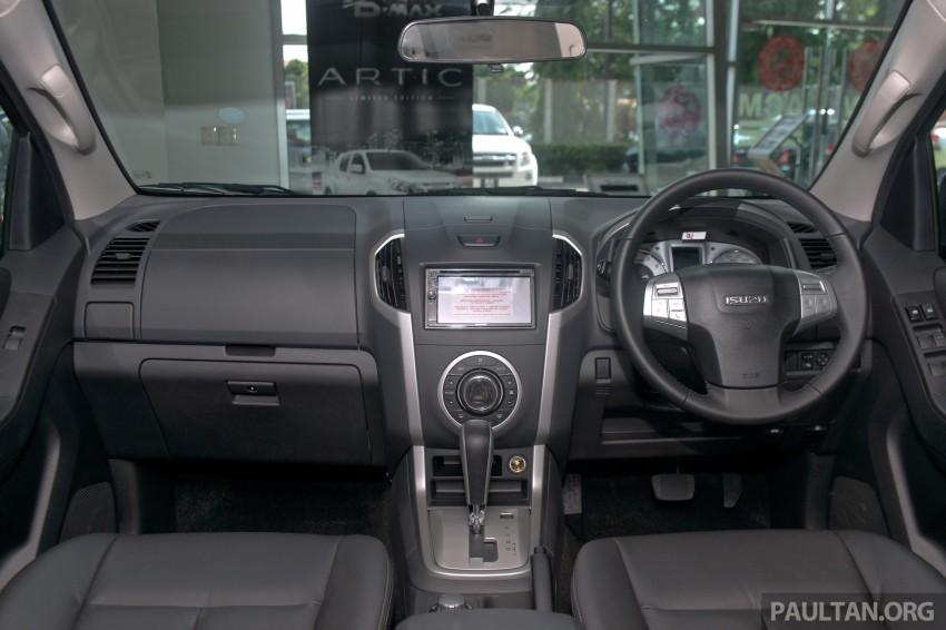 DRIVEN: Isuzu MU-X up Cameron Highlands and back Image #343963