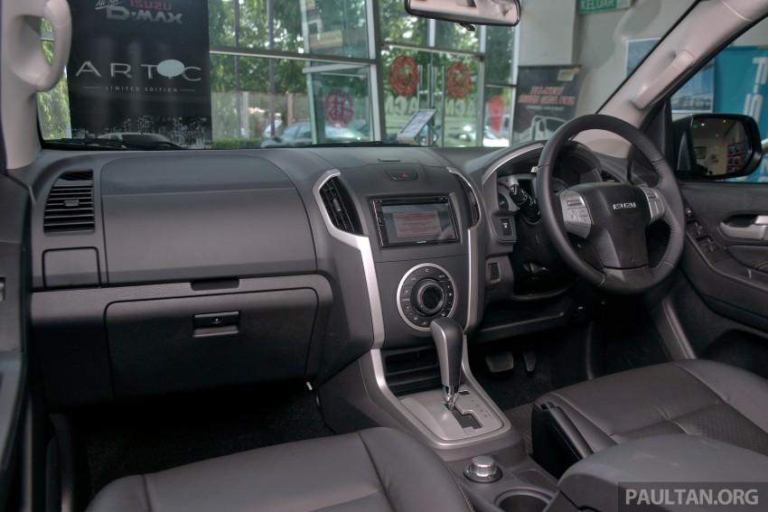 DRIVEN: Isuzu MU-X up Cameron Highlands and back Image #343968