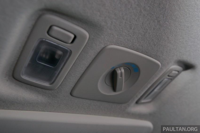 DRIVEN: Isuzu MU-X up Cameron Highlands and back Image #343969