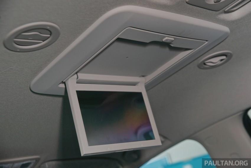 DRIVEN: Isuzu MU-X up Cameron Highlands and back Image #343970