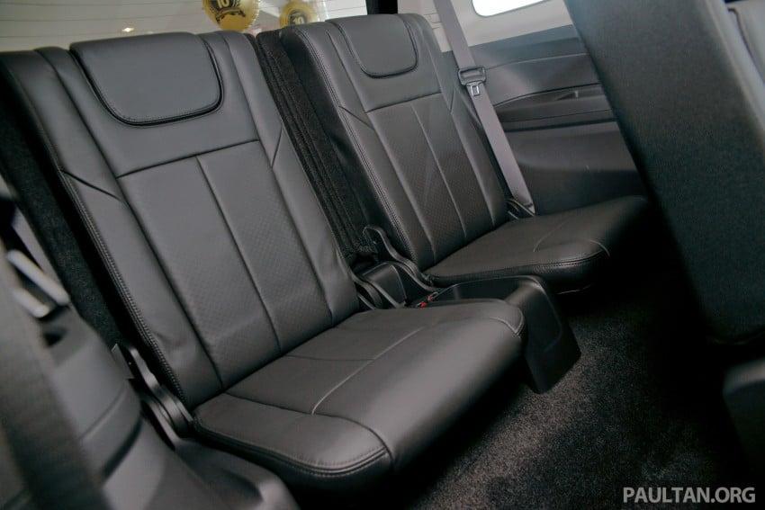 DRIVEN: Isuzu MU-X up Cameron Highlands and back Image #343978