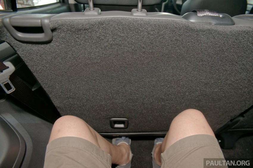 DRIVEN: Isuzu MU-X up Cameron Highlands and back Image #343979