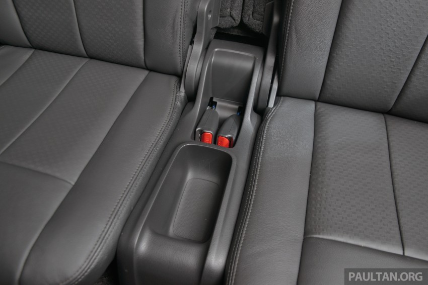 DRIVEN: Isuzu MU-X up Cameron Highlands and back Image #343980