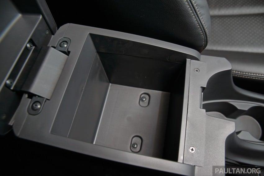 DRIVEN: Isuzu MU-X up Cameron Highlands and back Image #343982