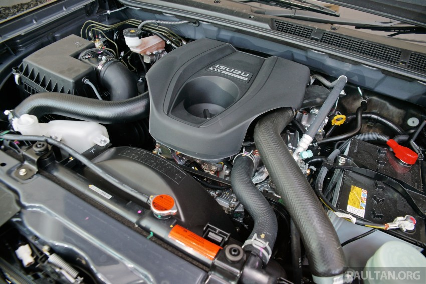 DRIVEN: Isuzu MU-X up Cameron Highlands and back Image #343983
