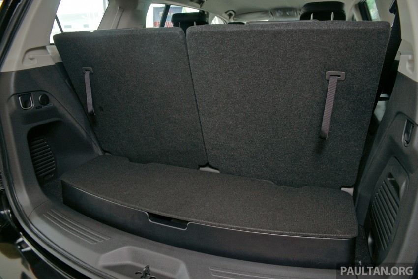 DRIVEN: Isuzu MU-X up Cameron Highlands and back Image #343984