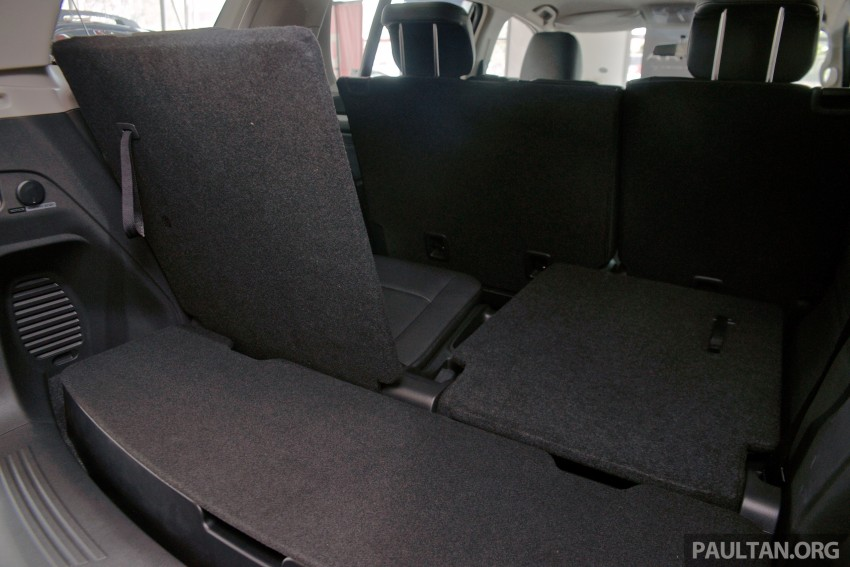 DRIVEN: Isuzu MU-X up Cameron Highlands and back Image #343985