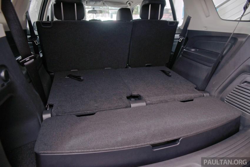 DRIVEN: Isuzu MU-X up Cameron Highlands and back Image #343986