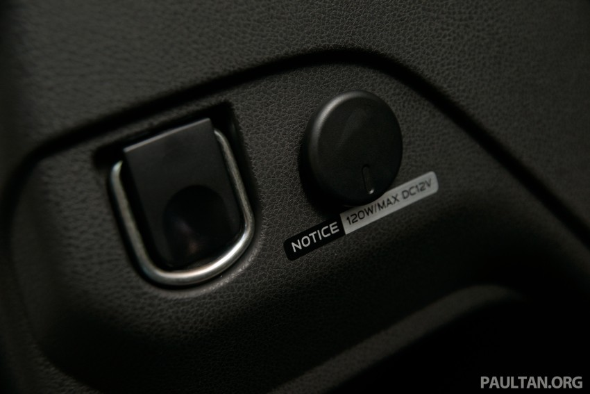 DRIVEN: Isuzu MU-X up Cameron Highlands and back Image #343987