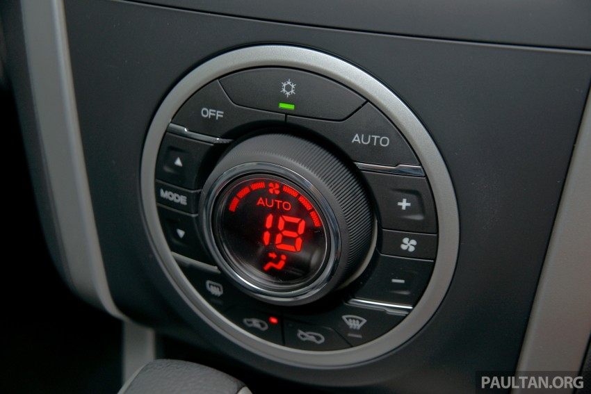 DRIVEN: Isuzu MU-X up Cameron Highlands and back Image #343988